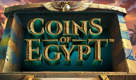 Coins of Egypt Slots