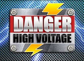 Danger High Voltage slot